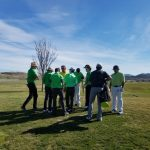 Incline High School Boys Varsity Golf finishes 2nd place