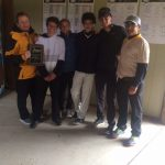 Incline High School Boys Varsity Golf finishes 5th place