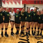 Girls Varsity Volleyball beats Quincy 0 – 3