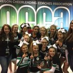JV Cheer – 1st Place OCCA Championships!