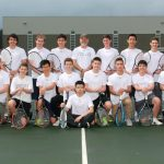 Congratulations Boys Tennis – 2017 TRL Dual Match & District Champions