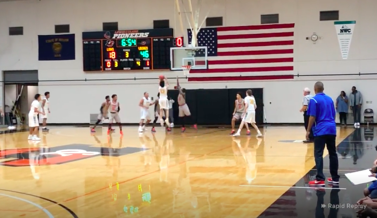 Video Highlights vs. Ranier Beach