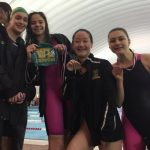 Congratulations Girls 200 Medley Relay – 6th Place State