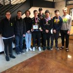 Boys Swim Team – TRL Champions!