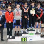 Sean Harman – 3 time State 6A Champion – 170