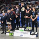 Cael Brunson 145 – 1st Place 6A State Wrestling