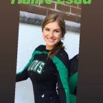 Congratulations Hallie Esau – Les Schwab North Cheerleader
