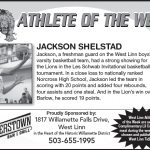 Athlete of the Week – Jackson Shelstad