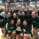 1st Place Finish – Pacer Cheer Competition
