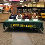 Congratulatoins – Student Athletes – Letter of Intent