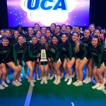 Congratulations West Linn Cheer