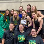 Congratulations Girls Swim Team 1st Place District Meet