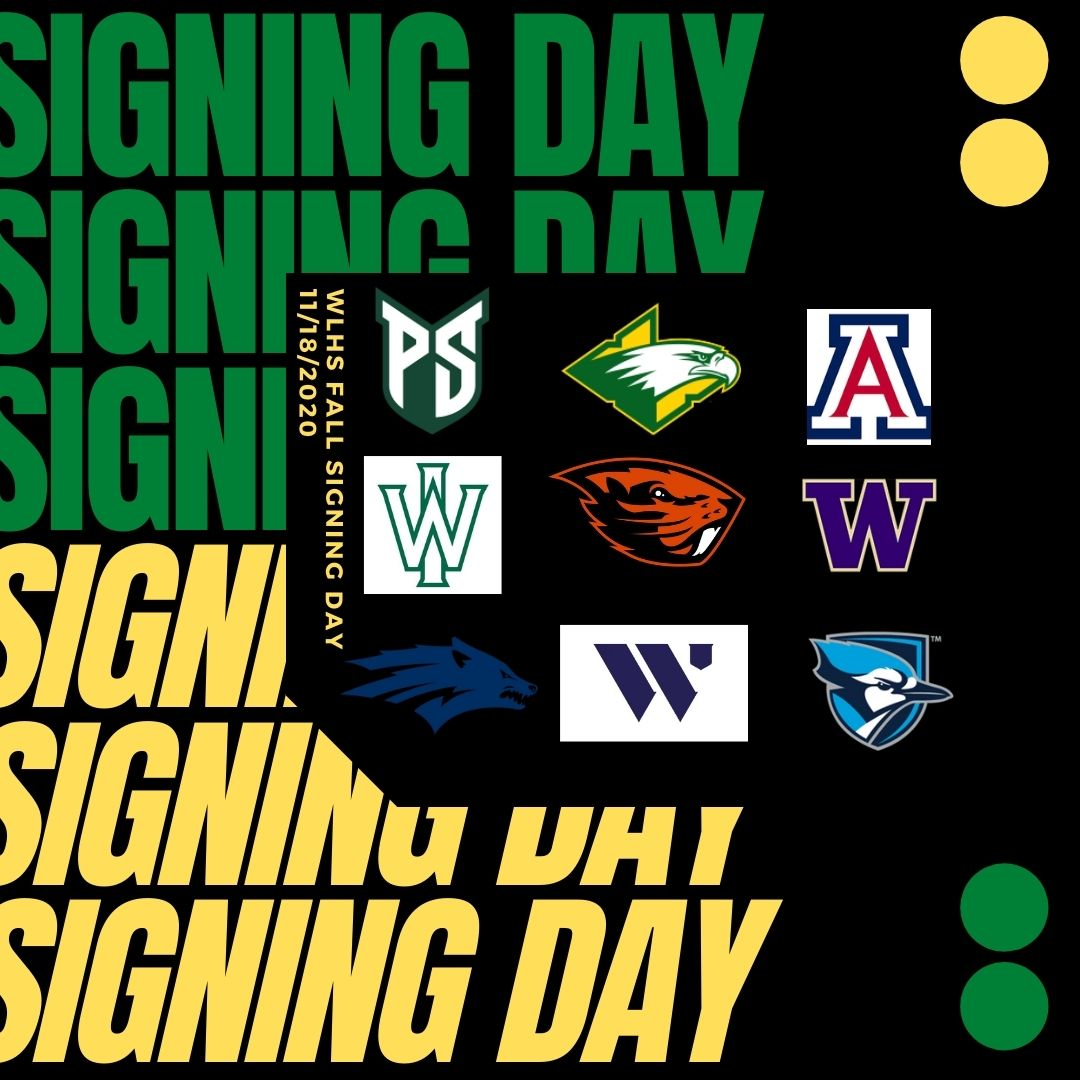 WLHS Fall Signing Day