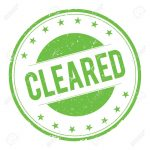Is Your Student Cleared?