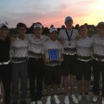 Kaneland High School Boys Varsity Golf finishes 2nd place