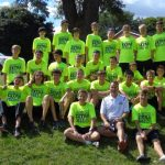 Kaneland High School Boys Varsity Cross Country finishes 7th place
