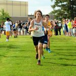 Kaneland High School Boys Varsity Cross Country finishes 11th place