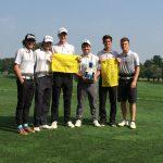 Kaneland High School Boys Varsity Golf finishes 3rd place