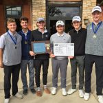 Kaneland High School Boys Varsity Golf finishes 1st place