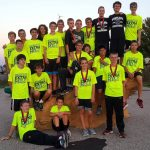 Kaneland High School Boys Varsity Cross Country finishes 3rd place