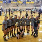 Girls Freshman Volleyball beats Sauk Valley Invite (Opposing Teams) 7 – 3