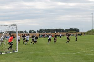 Boys Soccer Kaneland vs. East Aurora