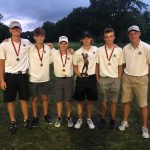 Varsity Golf finishes 2nd place at Mark Rolfing Cup