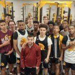 Boys Basketball Hoping To Ride Momentum Into 2017