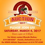 Booster Auction at North March 4