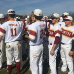 Warrior Baseball Defeats Liberty