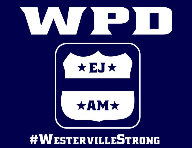 #WestervilleStrong Shirt Pick-up at North
