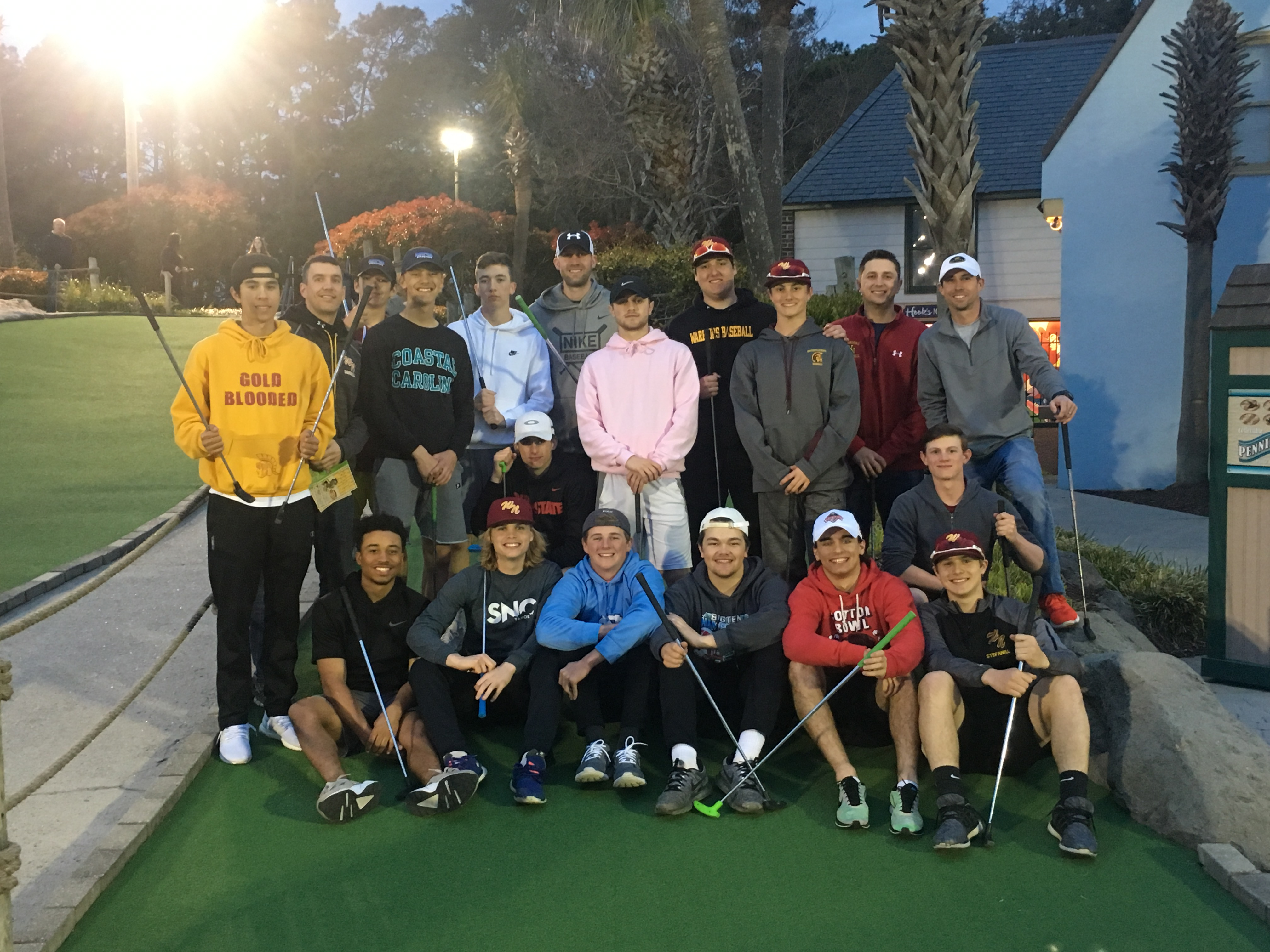 2nd Annual Myrtlewood Masters
