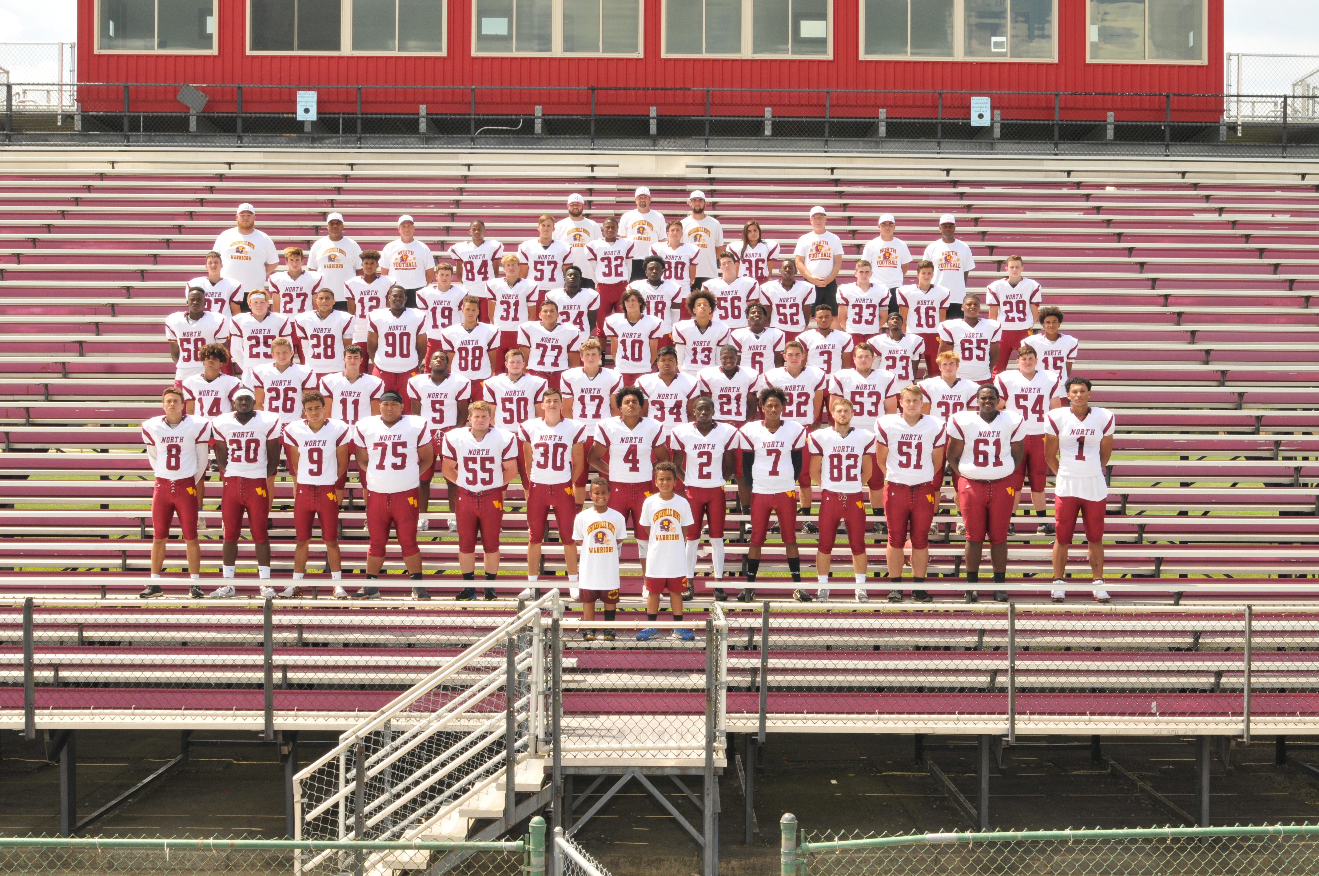 Fall 18 Team Pictures