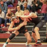 Wrestling Defeats St Charles in Home Opener