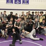 Warrior JV Wrestlers Win East Knox Varsity Invitational