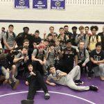 Warrior JV Wrestlers Win East Knox Varsity Invitational