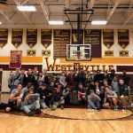 Junior Varsity Wrestling Warriors win the Jon Post Memorial Tournament