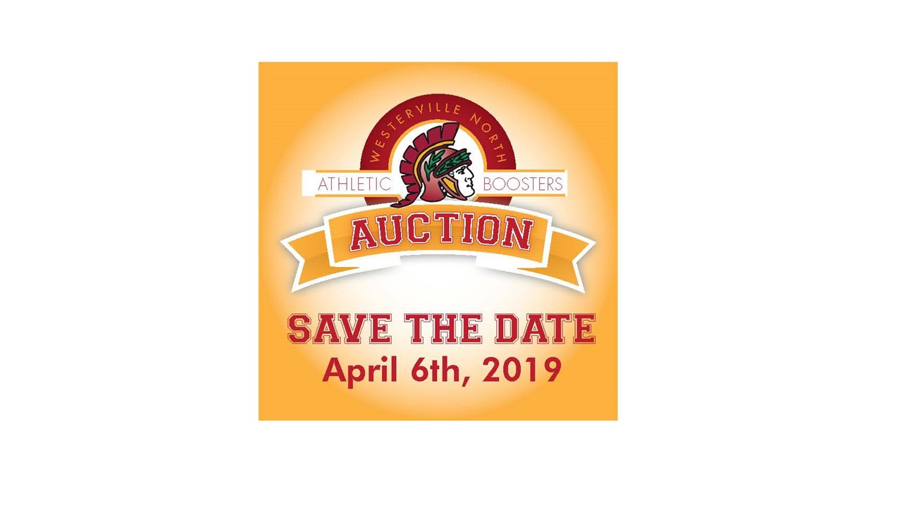 2019 BOOSTER AUCTION: Save the Date!