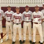 2019 Varsity Baseball Returnees