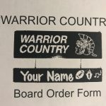 NEW Warrior Boards Available