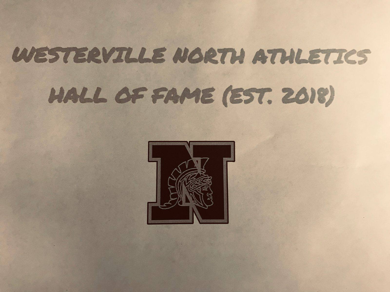 Athletics Hall of Fame Class of 2020