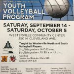 Youth Volleyball Program