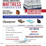 Mattress Sale for North Baseball/Softball