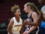 North girls basketball team defeats Whitehall 48-41