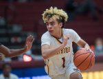 North boys basketball team falls to Delaware 46-42