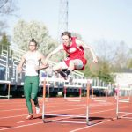 Huron Girls sitting in 2nd place, Boys in 6th after Day 1 of SBC Track Championships