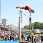 Casey VanCauwenbergh vaults to State, claims Regional championship on Day 1