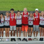 Huron track teams shine at rainy Regional Finals