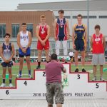 Two Tigers land on podium on Day 1 at State