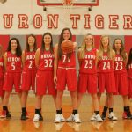Girls Varsity Basketball Win Home Opener over Monroeville